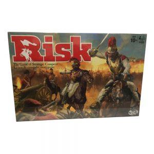 Risk front