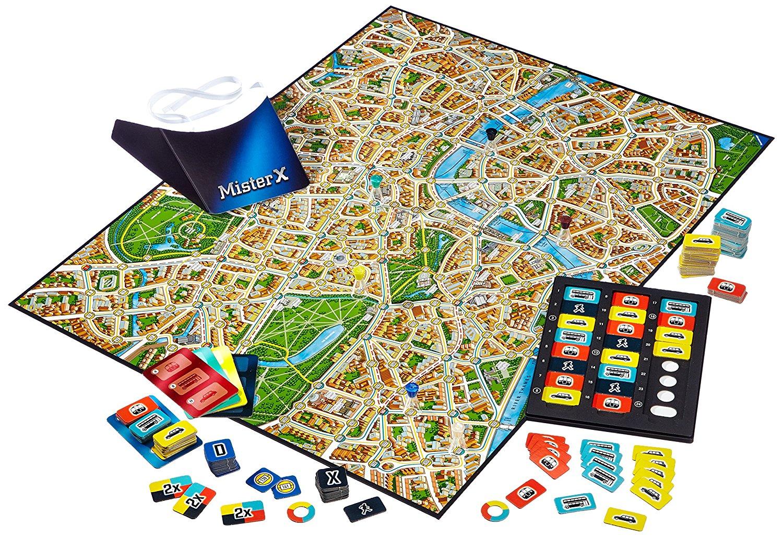 Scotland Yard contents
