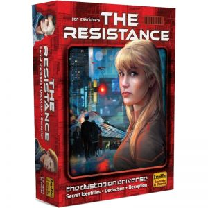 The Resistance front