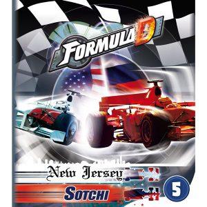Formula D New Jersey Sotchi