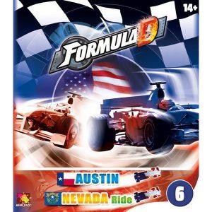 Formula D Austin Nevada
