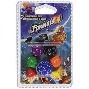 Formula D: Dice pack
