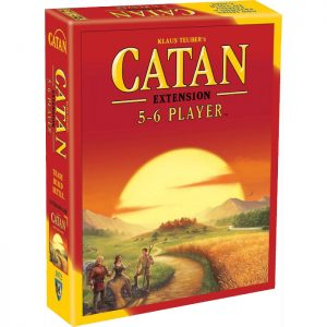 Catan: 5 to 6 player Expansion Front