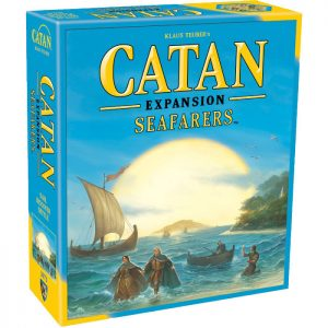 Catan: Seafarers Expansion Front