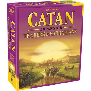 Catan: Traders & Barbarians Expansion Front