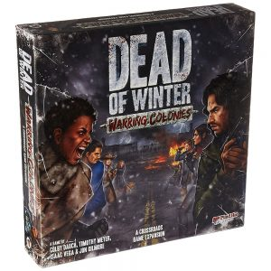 Dead of Winter: Warring Colonies front