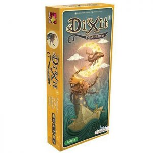 Dixit Daydreams front