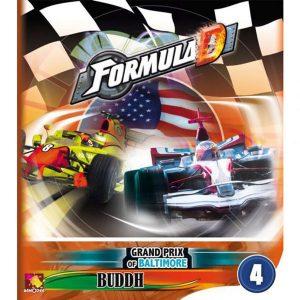 Formula D Baltimore Buddh