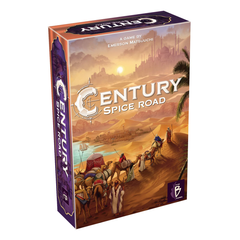 Century: Spice Road front