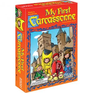 My First Carcassonne front