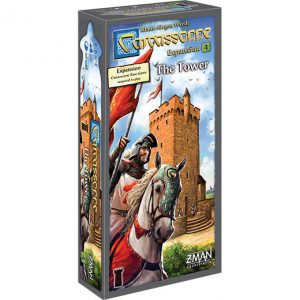 Carcassonne: The Tower front