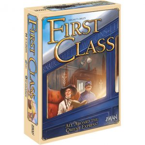 First Class front