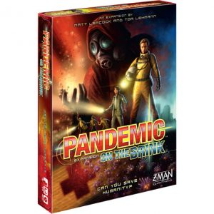 Pandemic: On The Brink front