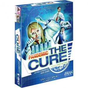 Pandemic: The Cure front