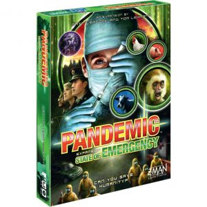 Pandemic: State of Emergency front