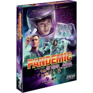 Pandemic: In The Lab front