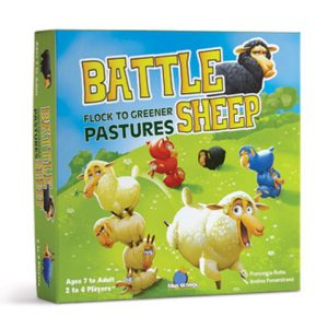 Battle Sheep front
