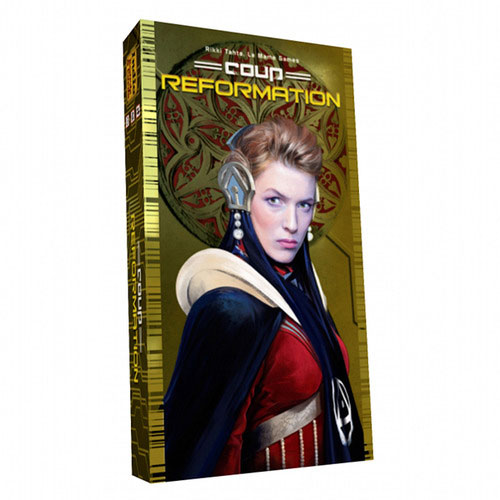 Coup: Reformation front