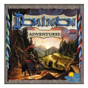 Dominion: Adventure front