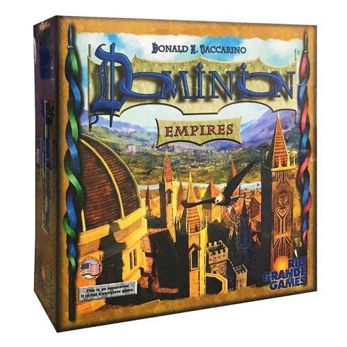 Dominion: Empires front