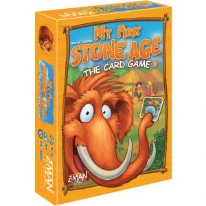 My First Stone Age: Card Game front
