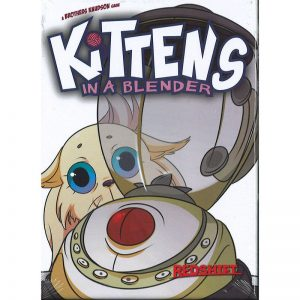Kittens in a Blender front