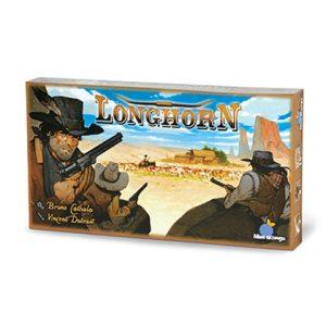 Longhorn front