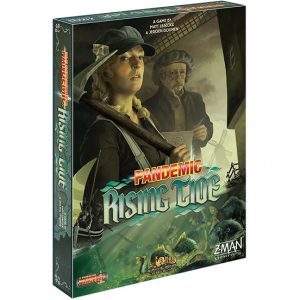 Pandemic: Rising Tide front