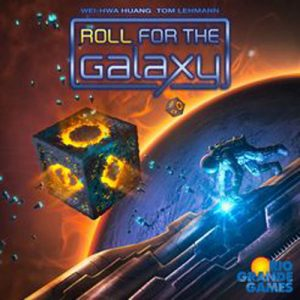 Roll for the Galaxy front