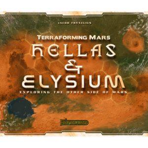 Terraforming Mars: Hellas and Elysium front