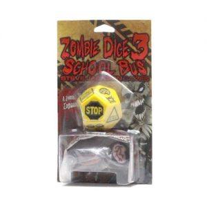Zombie Dice 3: School Bus front