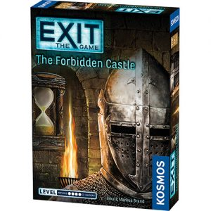 Exit: The Forbidden Castle front