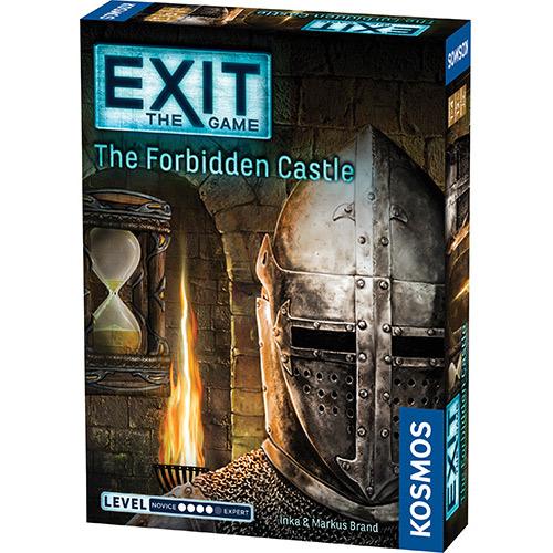 Exit: The Forbidden Castle front