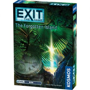 Exit: The Forgotten Island front