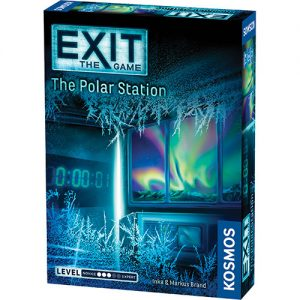 Exit: The Polar Station front