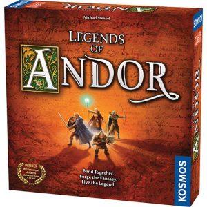 Legends of Andor front