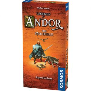 Legends of Andor: The Start Shield front