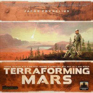 Terraforming Mars front