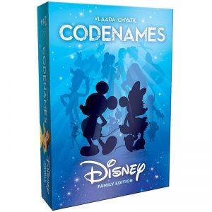 Codenames Disney front