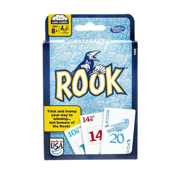 Rook Card Game front