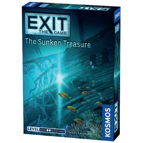 Exit: The Sunken Treasure front