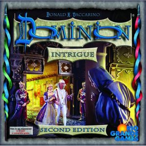 Dominion: Intrigue Second Edition Expansion