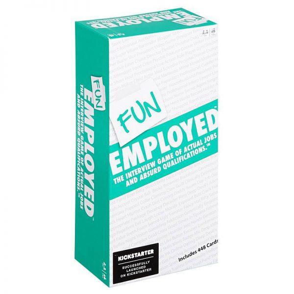 Fun Employed box