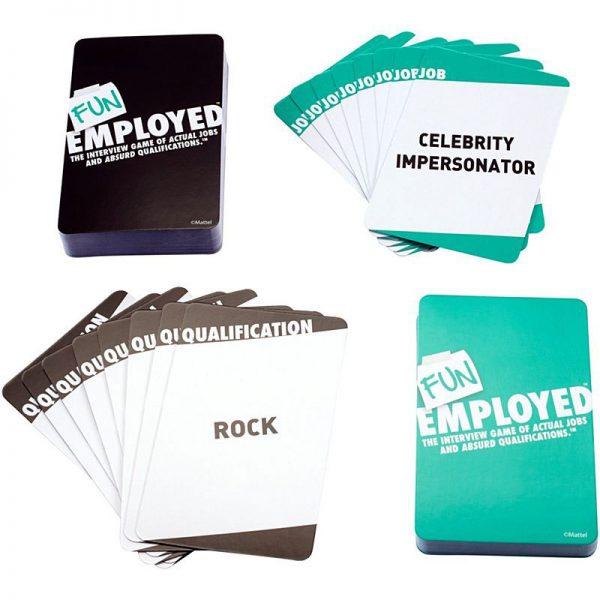 Fun Employed cards