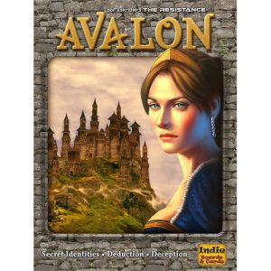 The Resistance: Avalon front