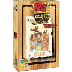 Bang Gold Rush Expansion