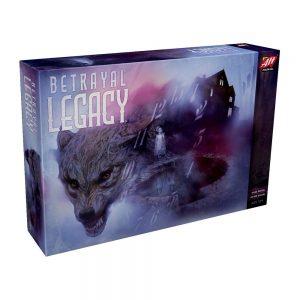 Betrayal Legacy front