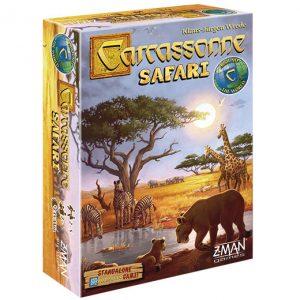 Carcassonne: Safari front