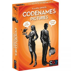 Codenames pictures front