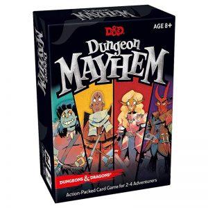 Dungeon Mayhem front
